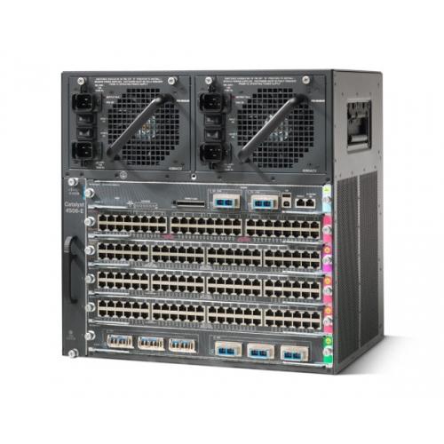 Cisco WS-C4506-E= network chassis