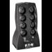 Eaton Protection Station 650 USB DIN sistema de alimentación ininterrumpida (UPS) 650 VA 400 W 8 salidas AC
