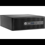 HP ProDesk 400 G2.5 SFF M3X13ET Core i5-4590S 4GB 500GB Win 7/10 Pro