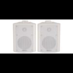 Adastra 100.901UK loudspeaker 2-way 70 W White Wired