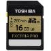 Toshiba 16 GB Exceria PRO 16GB SDHC UHS Class 3 memory card