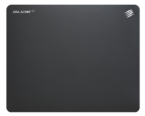 MAD CATZ G.L.I.D.E. 21 BLACK GAMING MOUSE PAD