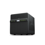 Synology DS418J NAS Desktop Ethernet LAN Black storage server