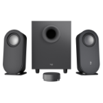 Logitech Z407 Bluetooth computer speakers with subwoofer 40 W Black