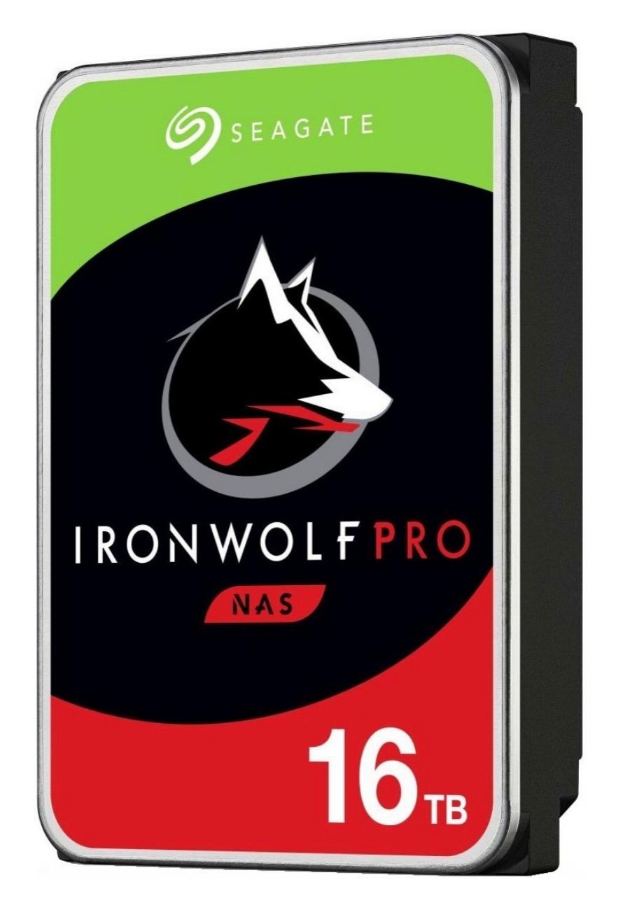 "Seagate IronWolf Pro ST16000NE000 interne harde schijf 3.5"" 16000 GB SATA III"
