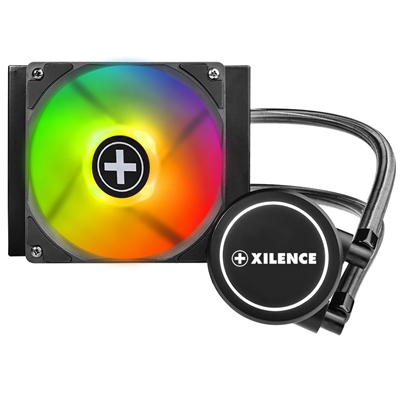 Xilence Performance A+ Series LiQuRizer LQ120 RGB Universal Socket 120mm 1600RPM RGB LED OEM System