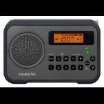 Sangean PR-D18 Portable Digital Black radio