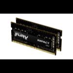Kingston Technology FURY Impact memory module 16 GB 2 x 8 GB DDR4 2666 MHz