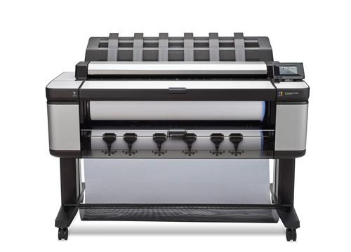 HP Designjet T3500 large format printer Colour 2400 x 1200 DPI Thermal inkjet A0 (841 x 1189 mm) Ethernet LAN