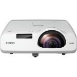 Epson EB-520 2700 Lumens, XGA Resolution, 3LCD Technology, Meeting Room Projector, 3.7 Kg