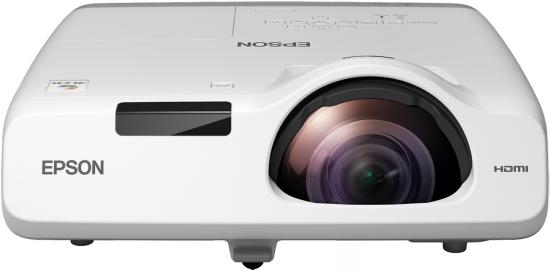 Epson EB-520 Desktop projector 2700ANSI lumens 3LCD XGA (1024x768) White data projectorZZZZZ], V11H674041