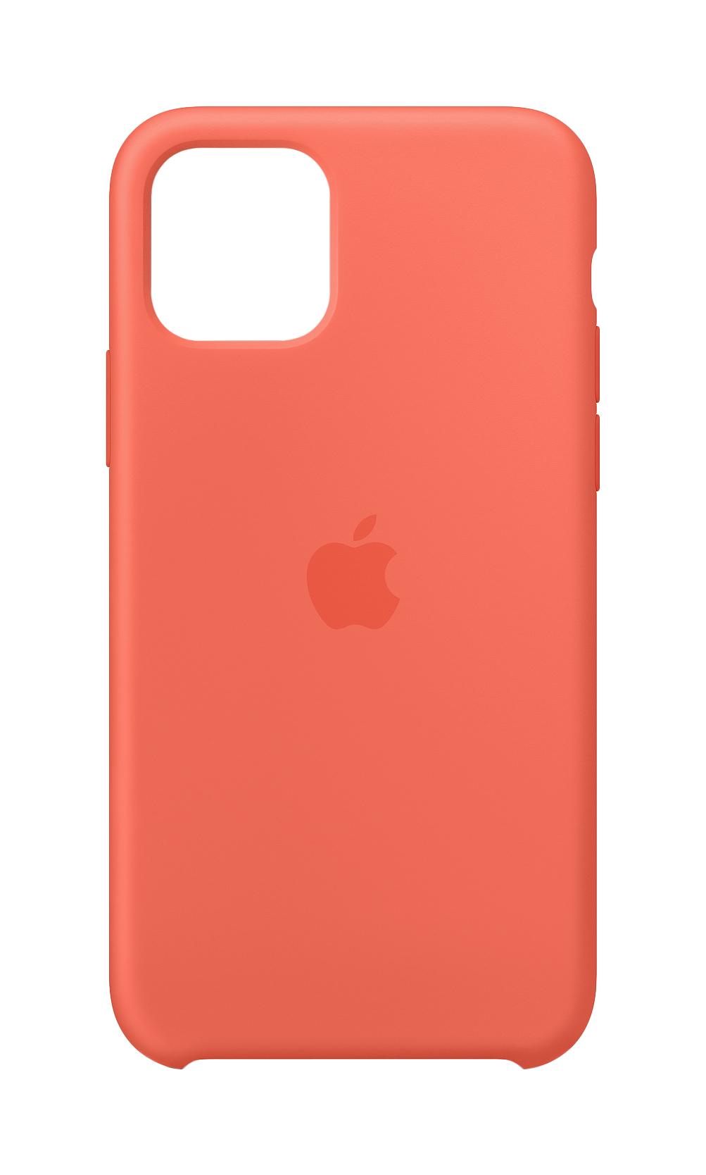 "Apple MWYQ2ZM/A?ES funda para teléfono móvil 14,7 cm (5.8"") Naranja"