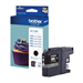 Brother LC-123BKBP Ink cartridge black, 600 pages