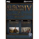Paradox Interactive Europa Universalis IV: Common Sense Collection Linux/Mac/PC