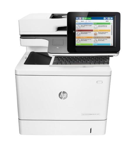 HP LaserJet M577c Laser 38 ppm 600 x 600 DPI A4