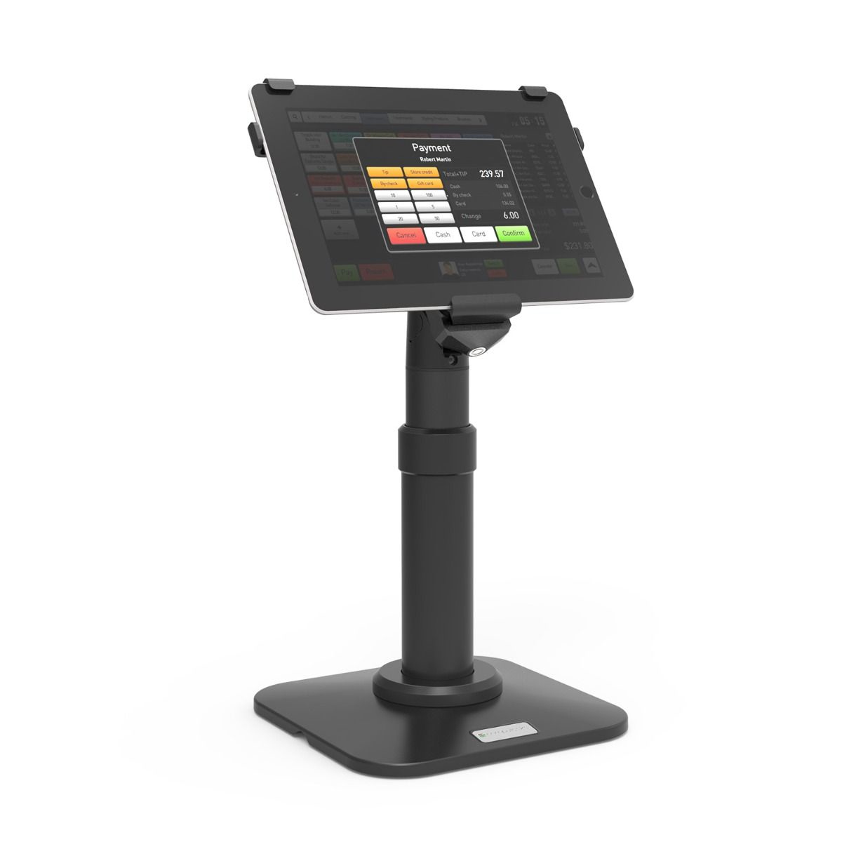 "Compulocks CVPA102B veiligheidsbehuizing voor tablets 24,6 cm (9.7"") Zwart"