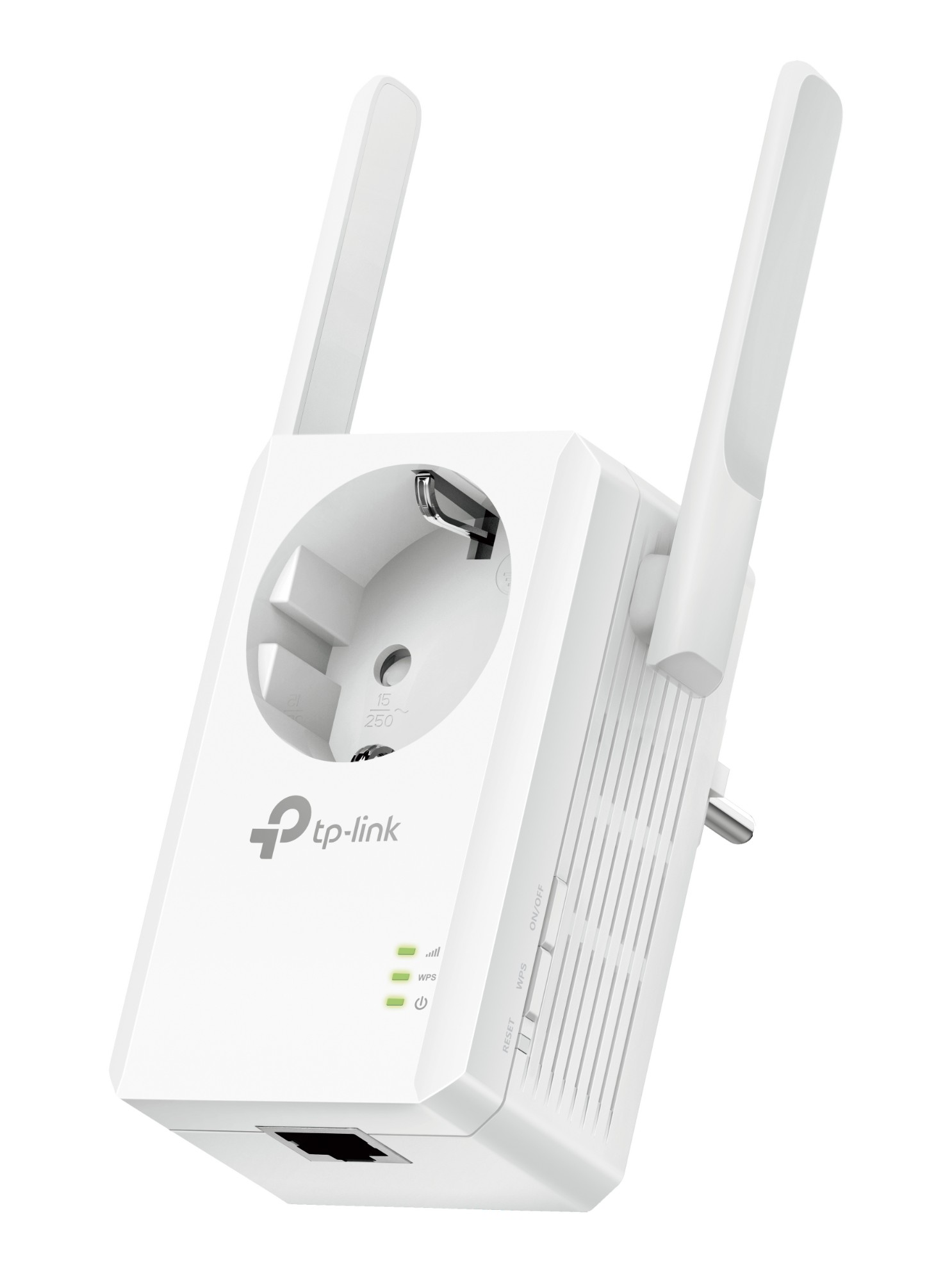 TP-LINK TL-WA860RE network extender Network repeater White