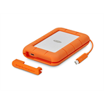 LaCie STFS500400 500GB Orange,White external solid state drive