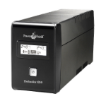 POWERSHIELD Defender 650VA / 390W Line Interactive UPS with AVR, Australian Outlets and user replaceable batteri