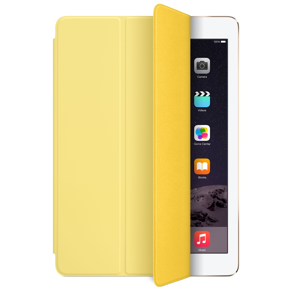 "Apple iPad Air Smart Cover 9.7"" Cover Yellow"