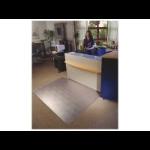Floortex Polycarbonate chair mat, 48 x 60, clear