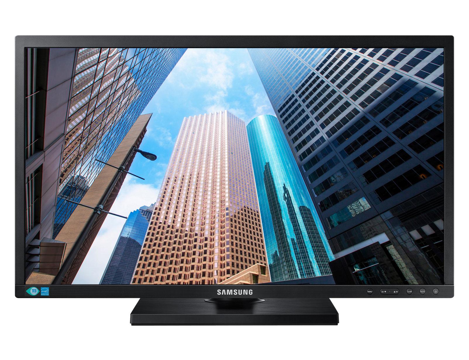 "Samsung S27E450B computer monitor 68.6 cm (27"") Full HD LED Flat Black"