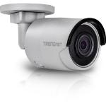 Trendnet TV-IP1318PI security camera IP security camera Indoor & outdoor Bullet Ceiling/Wall 3840 x 2160 pixels