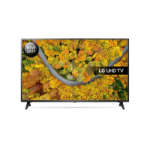 "LG 55UP75006LF TV 139.7 cm (55"") 4K Ultra HD Smart TV Wi-Fi Black"