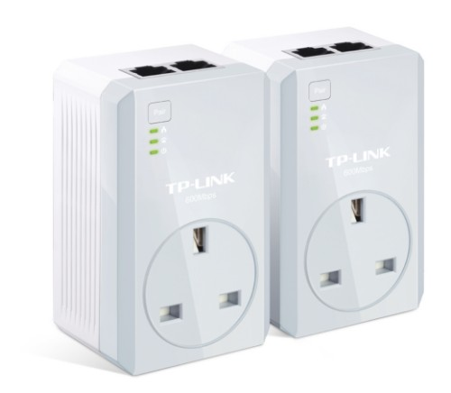 TP-LINK TL-PA4020P KIT V2 PowerLine network adapter