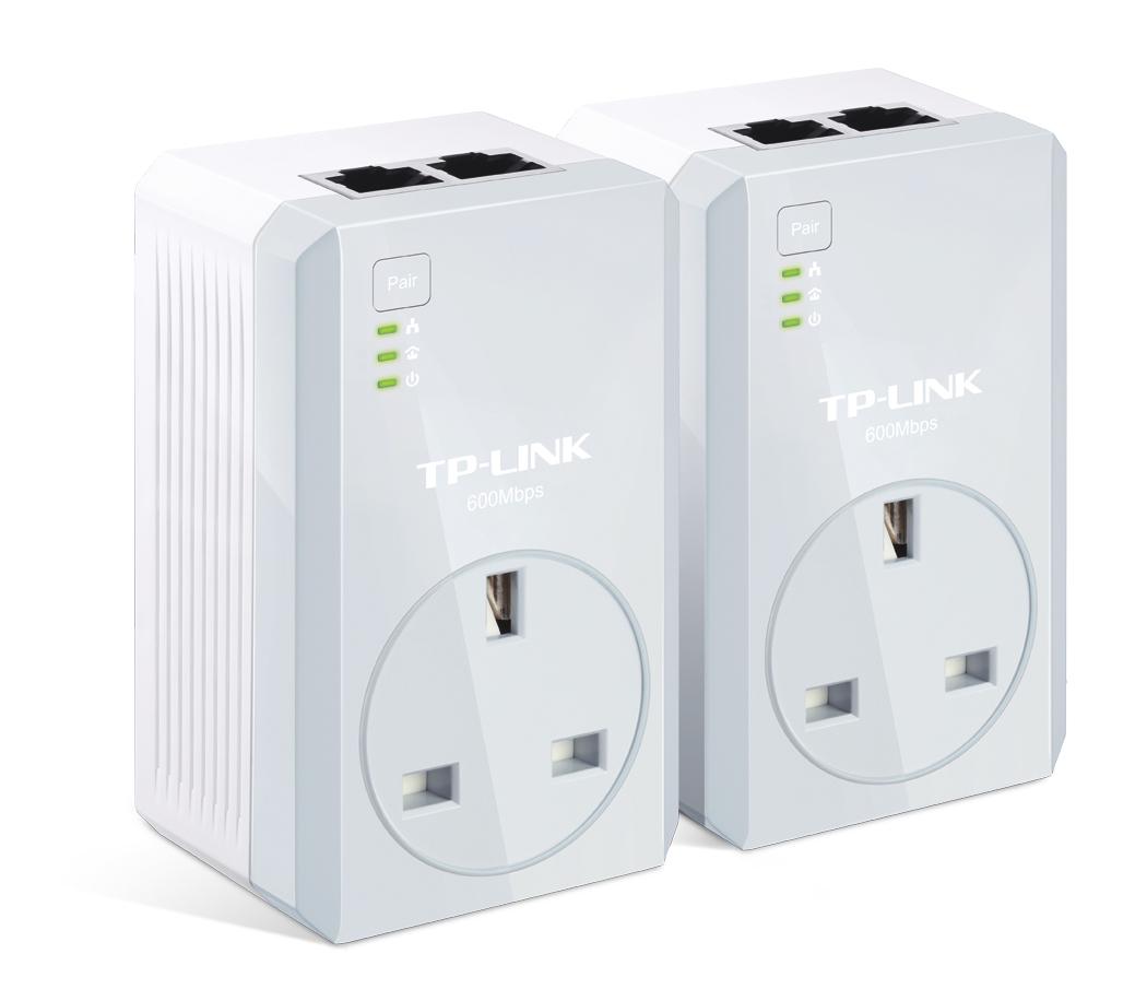 TP-LINK TL-PA4020P KIT V2 PowerLine network adapter