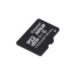 Kingston Technology Industrial Temperature microSD UHS-I 32GB flashgeheugen MicroSDHC Klasse 10