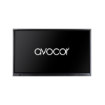 "Avocor E7510 interactive whiteboard 190.5 cm (75"") 3840 x 2160 pixels Touchscreen Black USB"