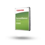 "Toshiba S300 Surveillance 3.5"" 4000 GB Serial ATA III"