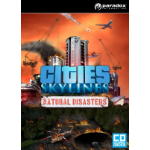 Paradox Interactive Cities: Skylines - Natural Disasters Linux/Mac/PC