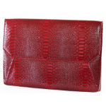 FABRIQUE SNAKE RED ENVELOPE FOR 9.7IN