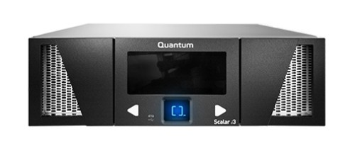Quantum Scalar i3 12000GB 3U Black tape auto loader/library