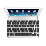 Brydge 7.9 Bluetooth QWERTY Silver mobile device keyboard