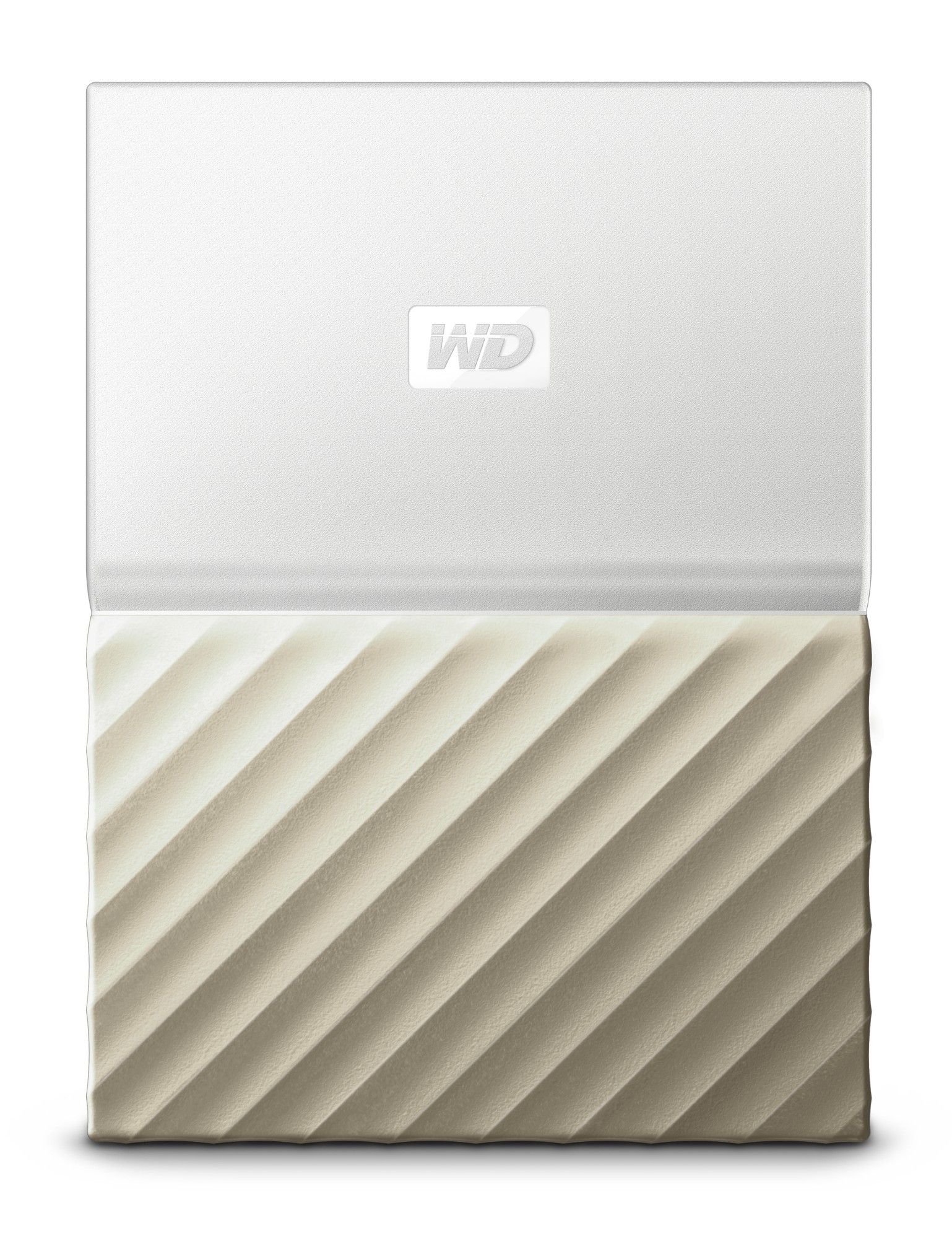 Western Digital My Passport Ultra 1000GB Gold,White external hard drive