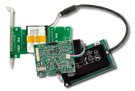 Broadcom LSIiBBU05 RAID controller Lithium-Ion (Li-Ion)