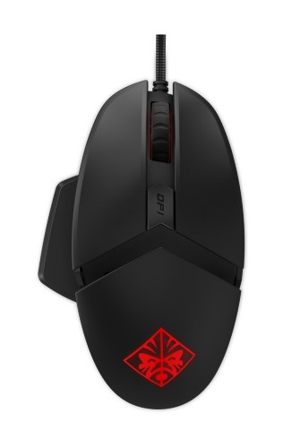 HP OMEN Reactor USB Optical 16000DPI Right-hand Black mice