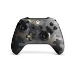 Microsoft Xbox Wireless Night Ops Camo Special Edition Gamepad PC,Xbox One,Xbox One S,Xbox One X Analógico/Digital Bluetooth Camuflaje