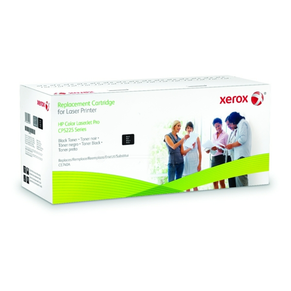 Xerox 106R02261 compatible Toner black, 7K pages @ 5% coverage (replaces HP CE740A)