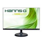 "Hannspree Hanns.G 23.6IN LCD 23.6"" Full HD HS-IPS Matt Black computer monitor"