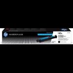 HP W1143A (143A) Toner black, 2.5K pages