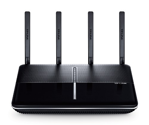 TP-LINK Archer C3150 Tri-band (2.4 GHz / 5 GHz / 5 GHz) Gigabit Ethernet Black wireless router