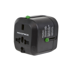 Monoprice 9876 Indoor Black mobile device charger