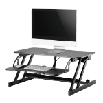 Newstar sit-stand workstation