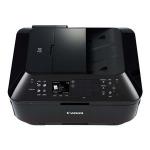 Canon PIXMA MX925 9600 x 2400DPI Inkjet A4 15ppm Wi-Fi Black multifunctional
