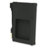 "Manhattan 130103 storage drive enclosure 2.5"" HDD enclosure Black USB powered"