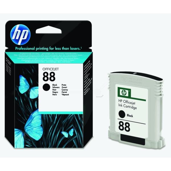 HP C9385AE (88) Ink cartridge black, 850 pages, 23ml